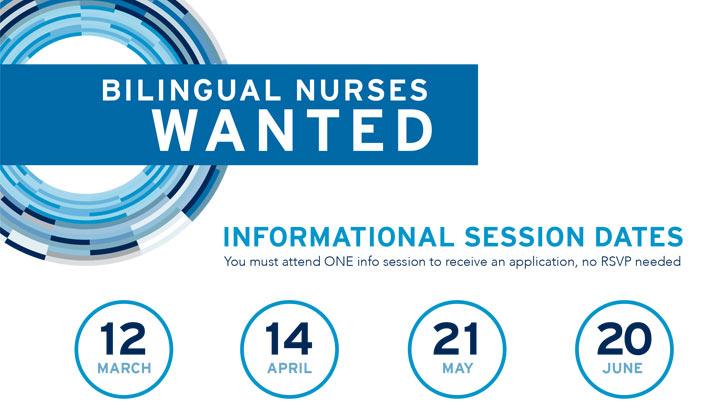 Bilingual Nursing Information Session Image