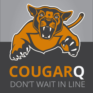Get in the CougarQ Virtual Line