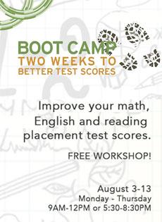 2015 Boot Camp - Short Summer Workshops