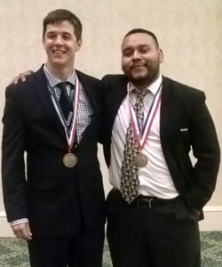 Business Students Excel at International Conference