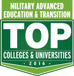 SMCC Selected as a Top School in Military