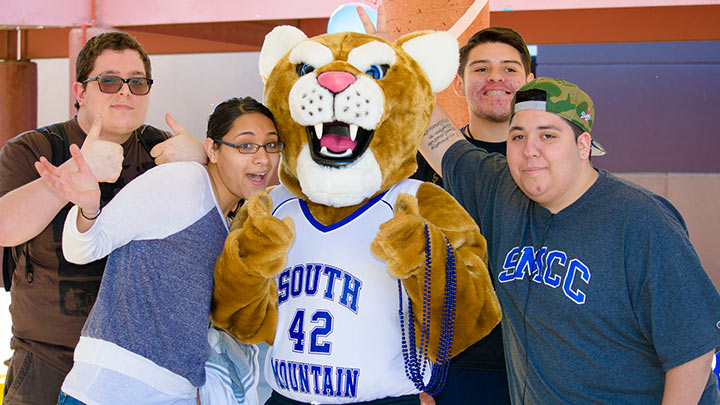 Cougar Day Image