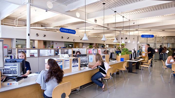 Cashier's Services Image