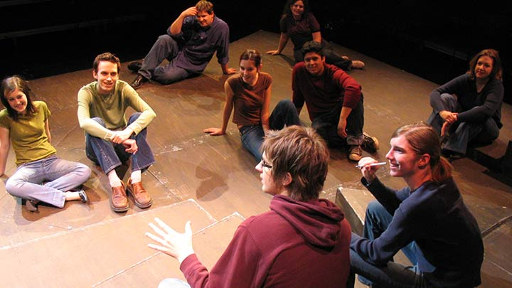 Laramie Project Production Image