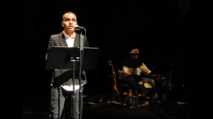 A Memory, A Monologue, A Rant, and A Prayer Production Image