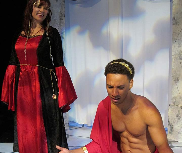 Medea Production Image