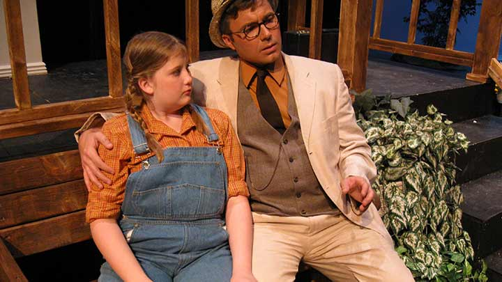 To Kill a Mockingbird Production Image