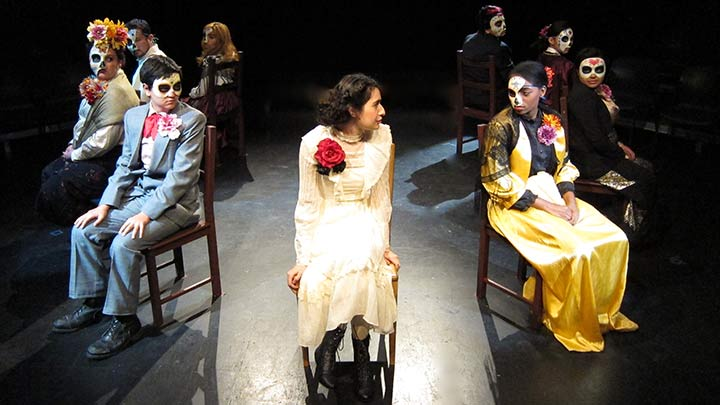 Our Town Production Image