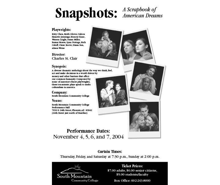 Snapshots Production Image