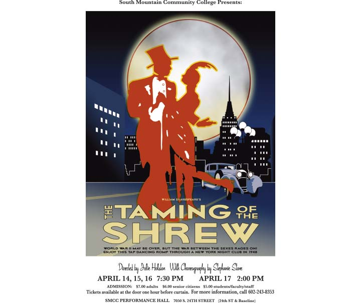 Taming the Shrew Image