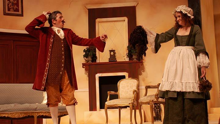 Tartuffe Production Image
