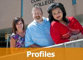 South Mountain Community College Alumni - Profiles Button