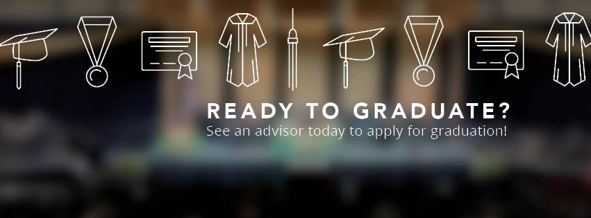 Ready to Graduate?