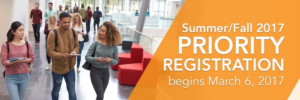 Register for Spring 2017