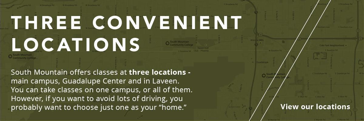 College Locations
