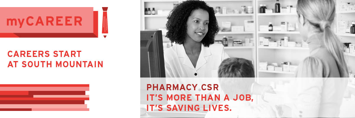 Pharmacy at South Mountain Community College