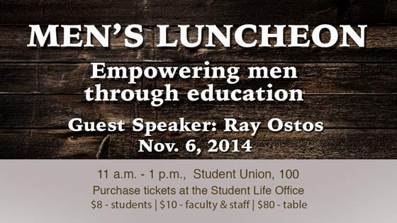 Men's Luncheon