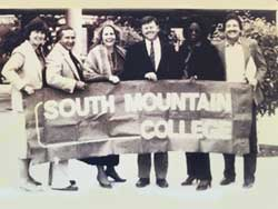 South Phoenix Oral History Project to Premiere Origins: 40 Years of South Mountain Community College January 22