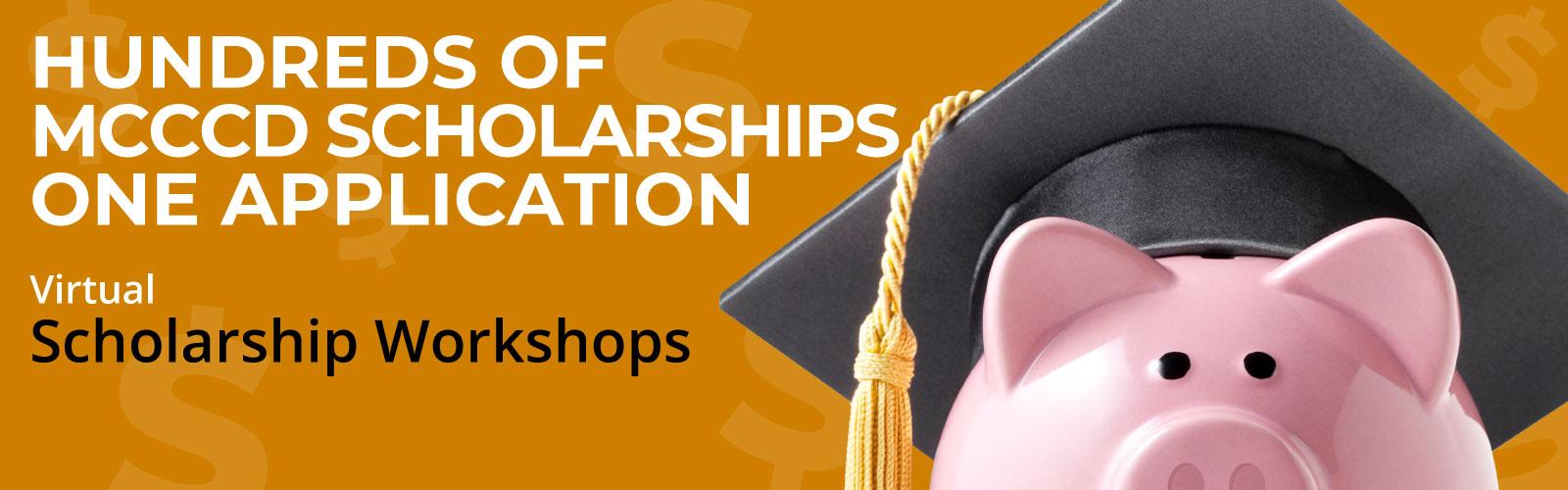 Scholarship workshops