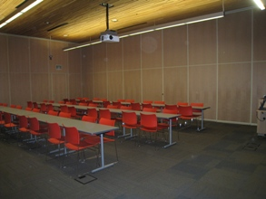 Library Community Room 162/163 Combined